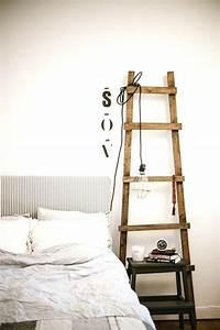 Echelle Bois Deco : chelle bois d co id es comment l 39 int grer dans votre maison ~ Teatrodelosmanantiales.com Idées de Décoration
