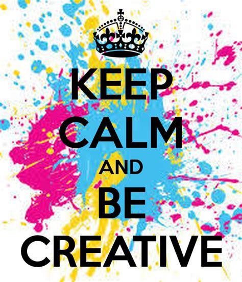 4 Ways To Be Creative