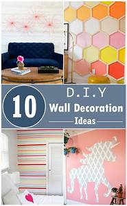 Diy wall decoration ideas for your boring and blank walls