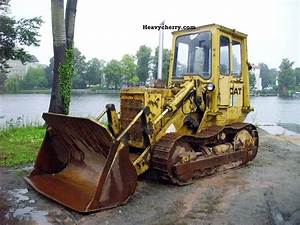 Cat Caterpillar Track Loader 951 C 3251h 1981 Dozer