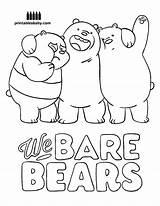 Coloring Bear Cartoon Bears Bare Disney Printables Printable Network Sheets Cartoons sketch template