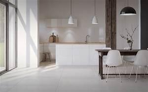 1001 astuces et idees pour amenager une cuisine en l for Idee deco cuisine avec table en bois brut