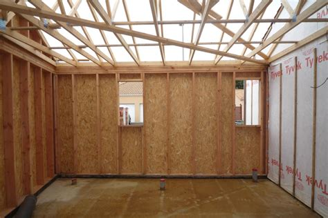 cours de cuisine sur extension maison en bois yves clément architecte intérieur cholet 49
