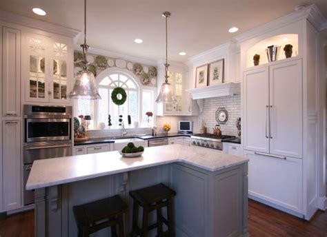 pictures of kitchens with cabinets transitional white cabinetry project 4 walker woodworking 9118