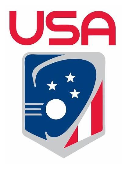 Team Lacrosse Usa Logos Teams National Sports