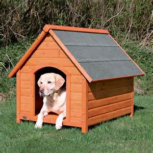 Trixie Pet Products 2.52-Ft X 2.312-Ft X 2.479-Ft Log Cabin Dog House