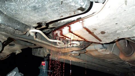 5 Causes Of Transmission Fluid Leaks (and Repair Cost