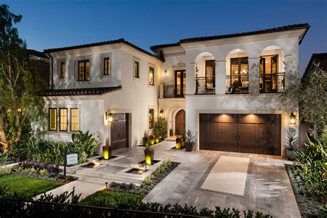 toll brothers at marbella collection the cassis home design