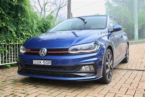 2019 Volkswagen Gti by Volkswagen Polo Gti 2019 Review Weekend Test Carsguide