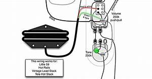Tele Wiring Diagram
