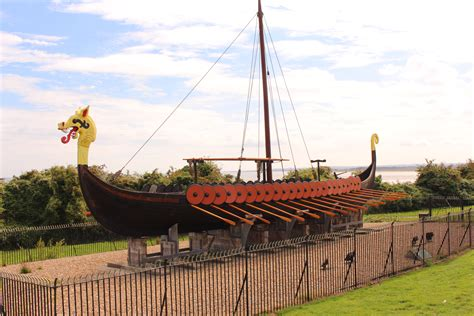 Viking Longboat Description by File The Viking Ship Hugin Cliffs End Jpg Wikimedia