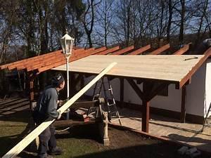 Garage Holzständerbauweise Selber Bauen : carport als anbau an garage karst holzhaus ~ Buech-reservation.com Haus und Dekorationen