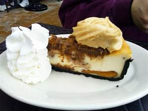 Adams Peanut Butter Cup Fudge Ripple Cheesecake - Picture ...