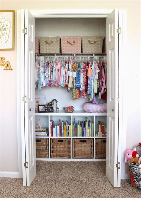 Small Baby Closet Organization Ideas by Best 25 Baby Closets Ideas On Baby Room Baby