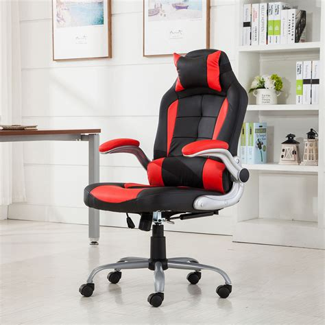 Gaming Recliner Chairs by Racing Office Chair Recliner Relax Gaming Executive