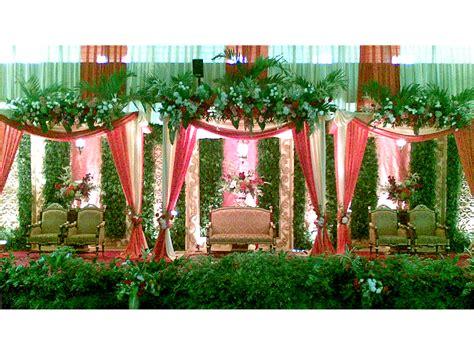 olivia wedding decoration pelaminan model internasional