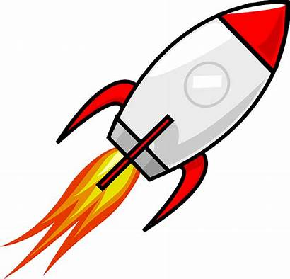 Rocket Ship Space Vector Launch Graphic Pixabay