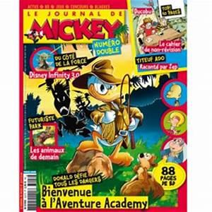 Le Journal De Mickey Abonnement : bon plan abonnement le journal de mickey moins cher ~ Maxctalentgroup.com Avis de Voitures