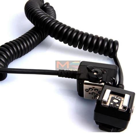 meike dslr ttl flash remote cord sync cable sc 28 3m meike store
