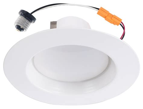 can light trim led 1 x downlight 15w led recessed trim dimmable 5 6 inch