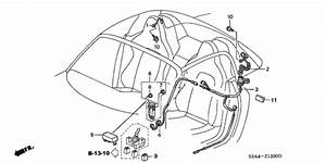 Wire Harness  Hardtop  For 2001 Honda S2000 Coupe