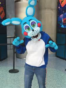 Bonnie Toy F-NaF Cosplay