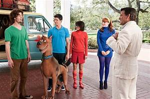 Scooby's returns to live-action for TV movie – Animated Views