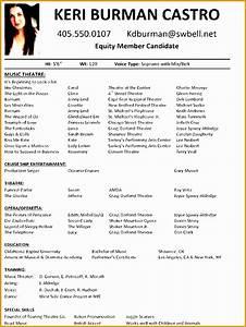 7 Sample prehensive Resume Free Samples Examples