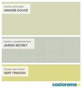 Nuancier Peinture Castorama : castorama nuancier peinture mon harmonie peinture amande ~ Melissatoandfro.com Idées de Décoration