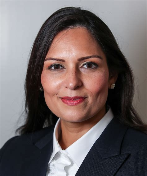 Priti Patel - Simple English Wikipedia, the free encyclopedia