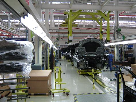mercedes factory mercedes benz pune plant tour 23 indian autos blog