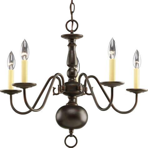 progress lighting chandelier progress lighting americana collection 5 light antique