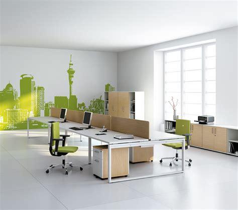 organisation espaces de travail tendance déco open space