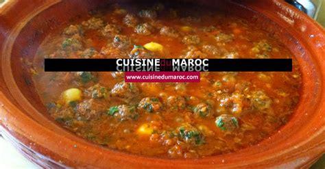 recette de cuisine choumicha boulettes de viande hachée