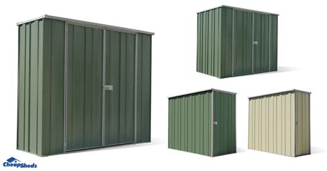 spanbuilt sheds 5 new spanbilt slim garden sheds available