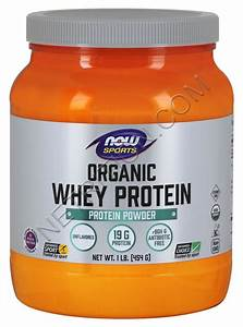 Now Organic Whey Protein At Netrition Com
