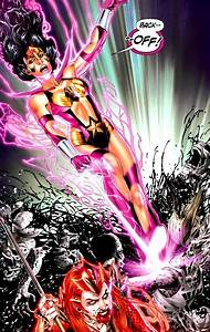 She's Fantastic: Blackest Night's Star Sapphire WONDER WOMAN!