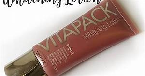 Vitapack Beauty Pack And Whitening Lotion Review