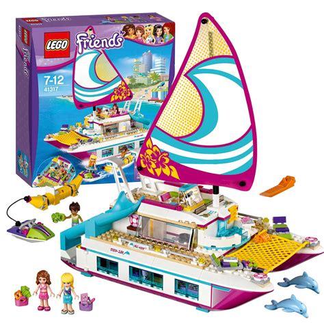 Catamaran Lego Friends by Lego Friends 41317 Sunshine Catamaran Speelgoedkasteel