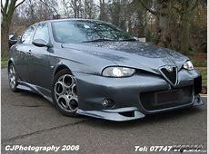 Alfa Romeo 156 Tuning, alfa romeo 156 tuning motorhaube