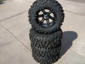 Polaris RZR Wheel and Tire Packages