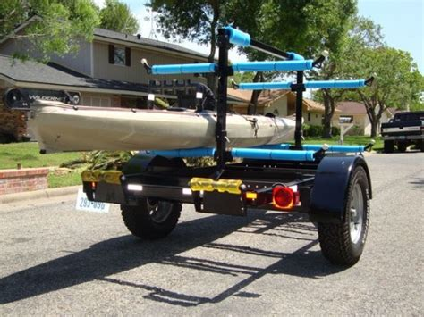 Real X Boat Trailers For Sale by How To Build A Kayak Trailer Kayak Trailers Sale Guide