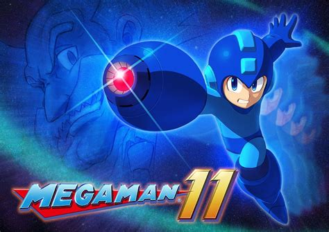 Megaman X Wallpaper Hd Mega Man 11 Announced First Trailer Den Of Geek