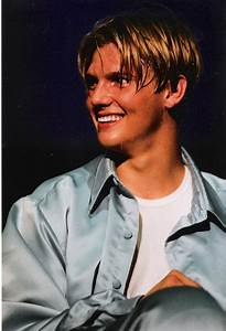 From my first BSB concert in 1998. | Nick Carter | Pinterest