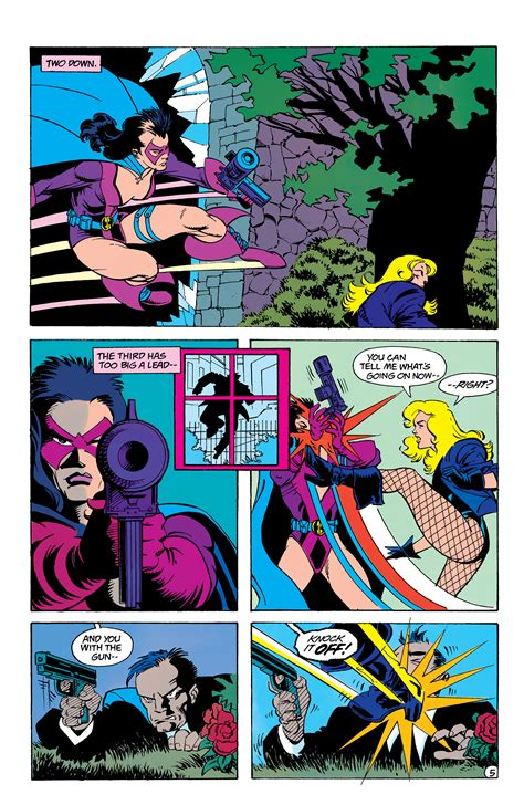 Read online Black Canary (1993) comic - Issue #9