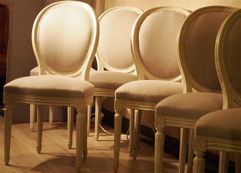chaises louis xvi occasion six chaises m 233 daillon de style louis xvi paul bert serpette