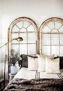 50 idees pour fabriquer une tete de lit With superior idees pour la maison 9 stickers pour vitres pour decorer et pour preserver votre