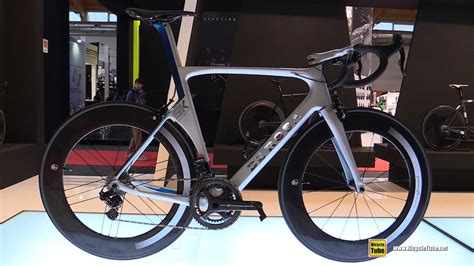 2017 De Rosa 5k Pininfarina Road Bike  Walkaround 2016