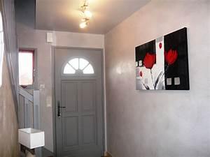 davausnet couleur peinture hall d entree avec des With peindre une porte d entree