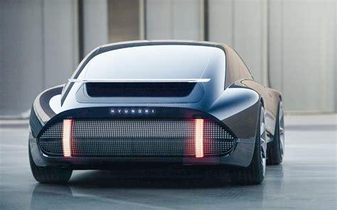 Hyundai Prophecy EV Concept Makes Its Official Debut